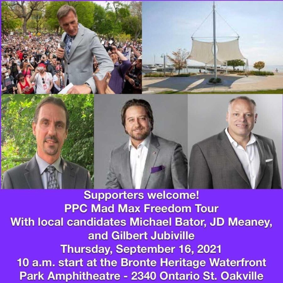 PPC Mad Max Freedom Tour, Bronte Waterfront Park, Sep 16, 2021, 10am start